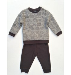 Knot So Bad Sweater+Broek 2PCS  Baby Jongen